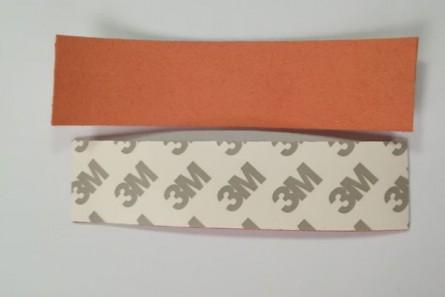 Филцова лента  3М - велур 3 см