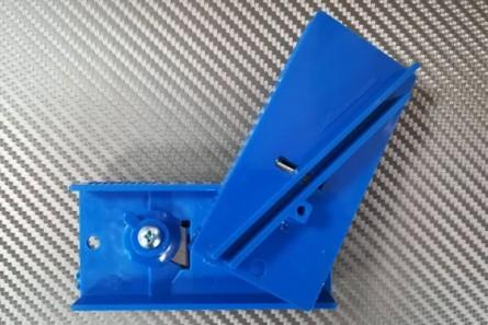 Folienwerkzeugschärfer - blau