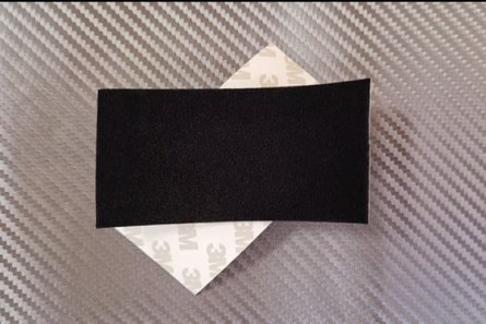 Филцова лента  3M - черна