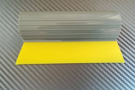 Жълта гума Турбо - 13.5 см / Yellow Turbo Squeegee
