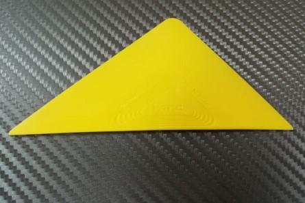 GT 2042 Апликатор за фолио Tri-Edge -жълт