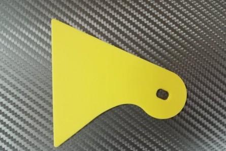 Апликатор жълт с къса дръжка